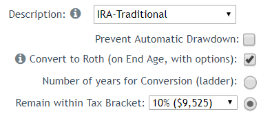rothConversion